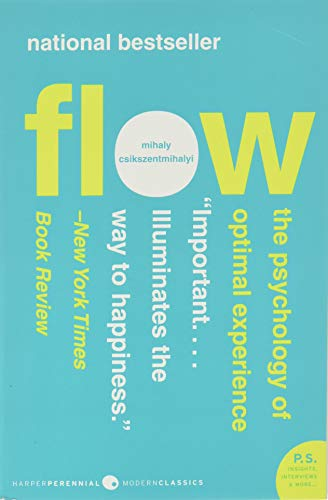 281. Flow: The Psychology of Optimal Experience (Harper Perennial Modern Classics)