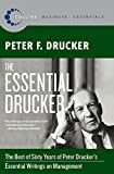 Book Cover: The Essential Drucker : The Best Of Sixty Years Of Peter Drucker