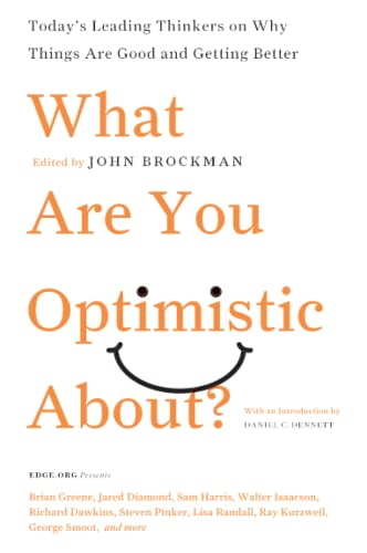 What Are You Optimistic About? Book Cover
