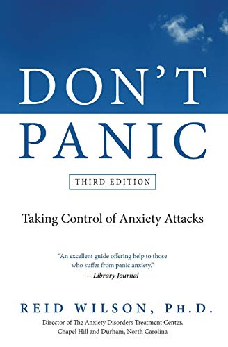 Don't Panic Book Cover Picture