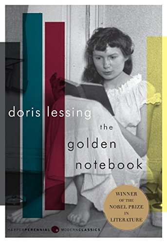 The Golden Notebook, by Lessing, Doris