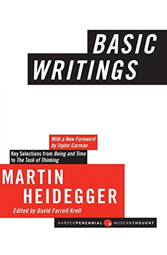 Basic Writings Book Cover Picture