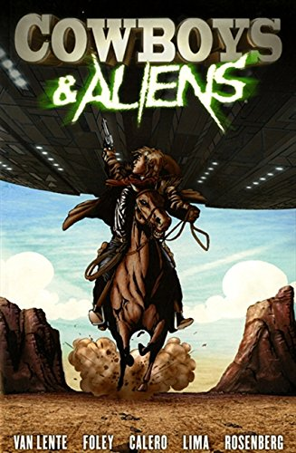 Cowboys &#038; Aliens cover
