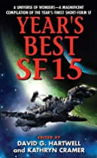 Year's best SF 15 - short story collection