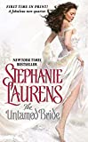 (via Clevenet) Laurens, Stephanie- The Untamed Bride, Black Cobra Quartet 1; narrated by Simon Prebble