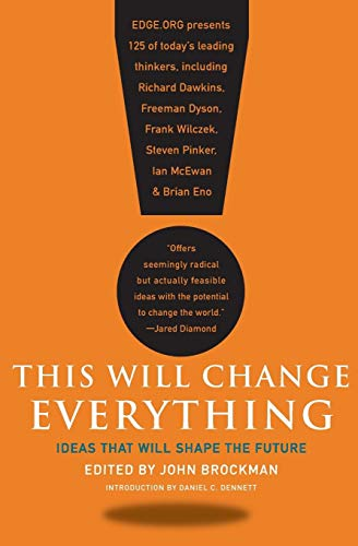 This Will Change Everything Book Cover
