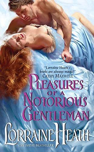 Pleasures of a Notorious Gentleman (Avon)