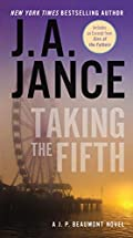 Taking the Fifth by J. A Jance