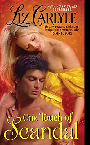 One Touch of Scandal (Avon)