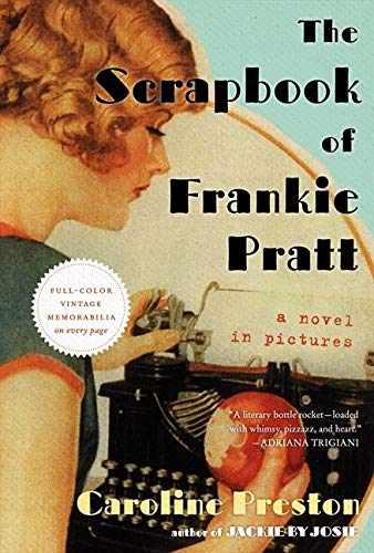 The Scrapbook of Frankie Pratt cover