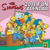 Buy The Simpsons 2011 Fun Calendar