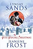 Bite Before Christmas Cover - a hardcover duology with Lynsay Sands and Jeaniene Frost