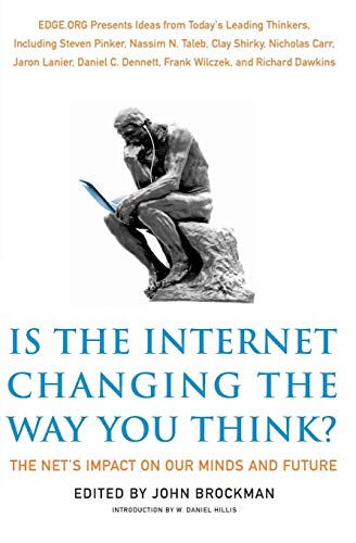 Is The Internet Changing the Way You Think? Book Cover