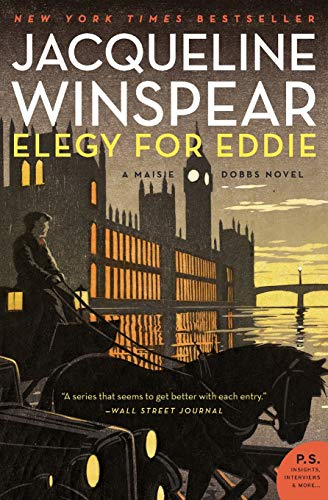 Elegy for Eddie, Jacqueline Winspear