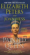 The Painted Queen by Elizabeth Peters and Joan Hess