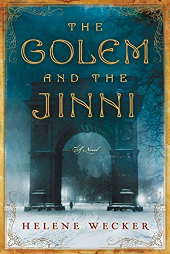 Book The Golem and the Jinni