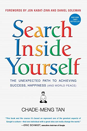 Search Inside Yourself Book Cover Picture