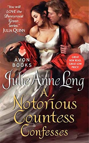 A Notorious Countess Confessess - Julie Anne Long