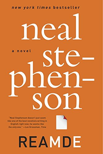 Reamde: A Novel, Stephenson, Neal
