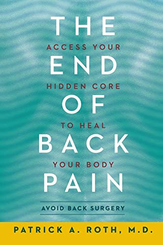 PDF The End of Back Pain Access Your Hidden Core to Heal Your Body