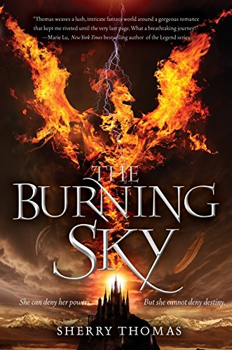 Book The Burning Sky