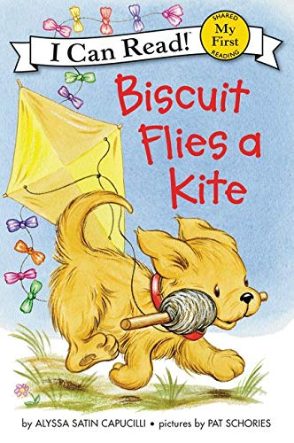 Biscuit flies a kite / story by Alyssa Satin Capucilli ; pictures by Pat Schories.