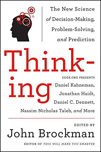 Thinking Book Cover