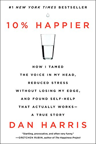 10% Happier Book Cover Picture