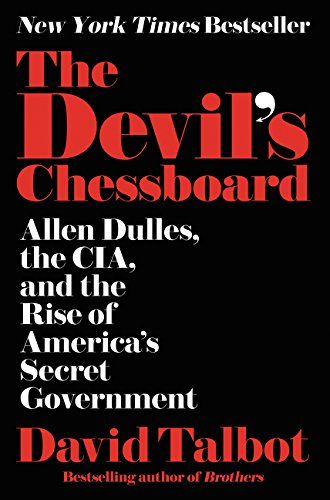 The Devil's Chessboard Book Cover Picture