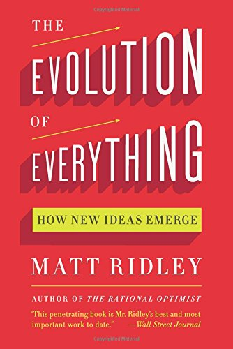 cover for The Evolution of Everything