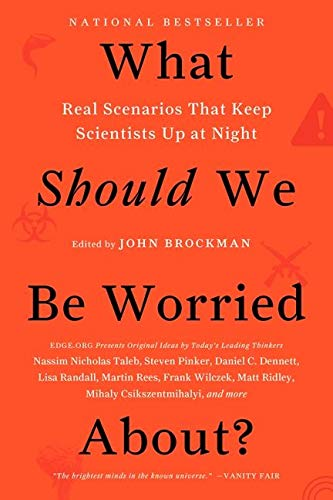 What Should We Be Worried Aabout? Book Cover