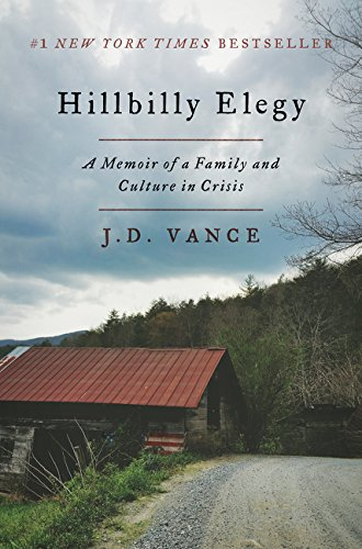Hillbilly Elegy Book Cover Picture