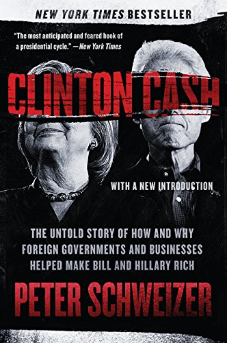 Clinton Cash Book Cover Picture