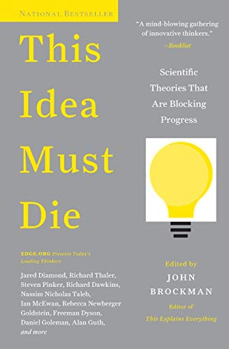 This Idea Must Die Book Cover