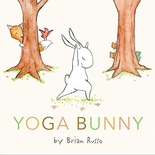 Yoga bunny / by Brian Russo.