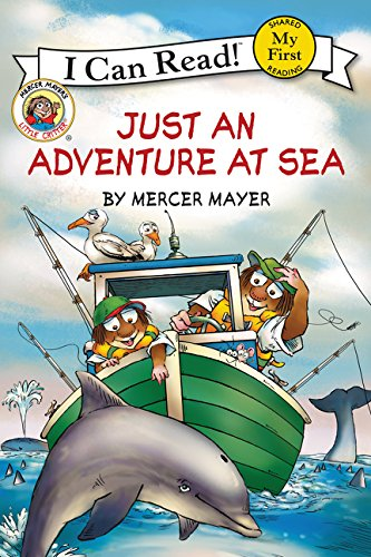 Just an adventure at sea / by Mercer Mayer.