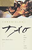 Chronicles of Tao : The Secret Life of a Taoist Master - book cover picture