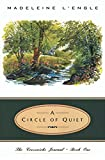 A Circle of Quiet - book cover picture
