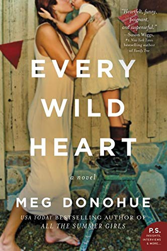 Every wild heart : a novel / Meg Donohue.