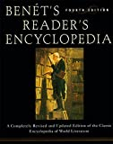 Benet's Reader's Encyclopedia : Fourth Edition (Benet's Reader's Encyclopedia) - book cover picture