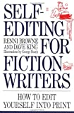 Self-Editing for Fiction Writers - book cover picture