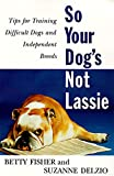 So you're dog isn't lassie