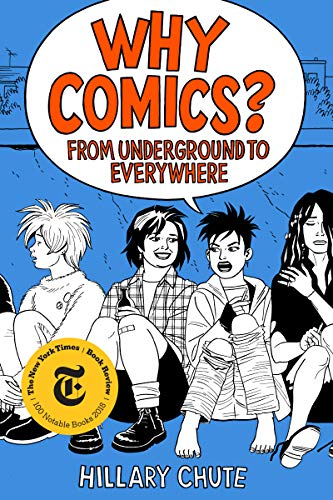 Why Comics? by Hillary Chute