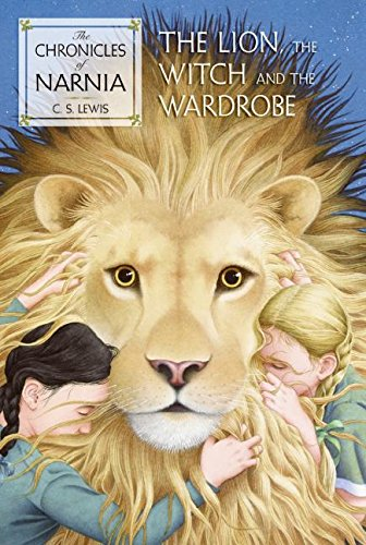 The Lion, The Witch, and The Wardrobe chapter book by C. S. Lewis