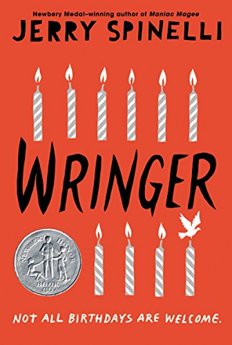Wringer (Trophy Newbery), Spinelli, Jerry