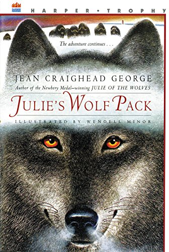 Julie's Wolf Pack (Julie Series), George, Jean Craighead
