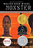 Book Cover: Monster by Walter Dean Myers