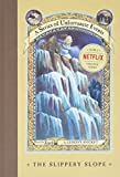 The Slippery Slope (A Series of Unfortunate Events, Book 10) - book cover picture