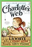 Book Cover: Charlottes Web by E.B. White