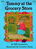 Tommy at the Grocery Store - book cover picture